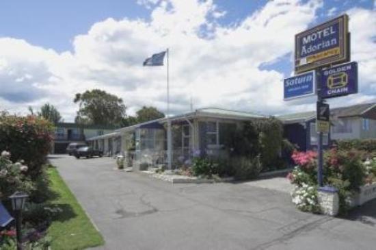 Adorian Motel : Exterior