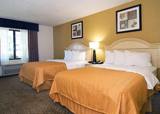Quality Inn North San Antonio : Guest Room
