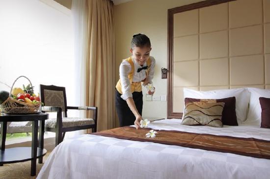 Sea Links Beach Hotel: Room