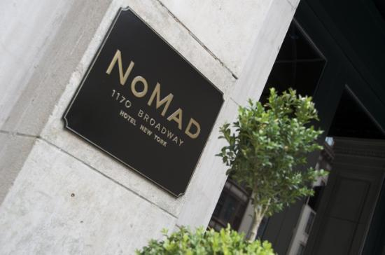 The NoMad Hotel: the NoMad