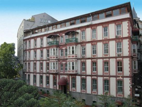 Galata Residence Apart Hotel : VGAOutside