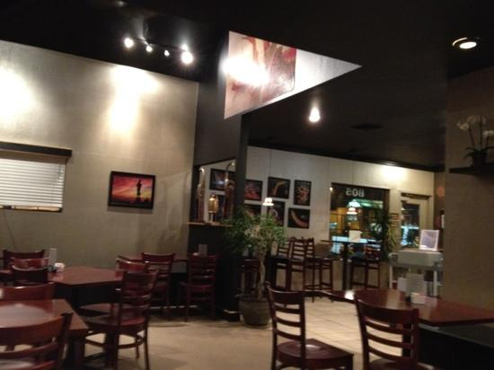 NaRai Thai Restaurant: new decor
