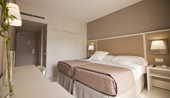Estival Centurion Playa: Habitación doble dos camas