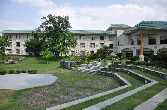 Country Inn & Suites By Carlson, Vaishno: View from the Lawns