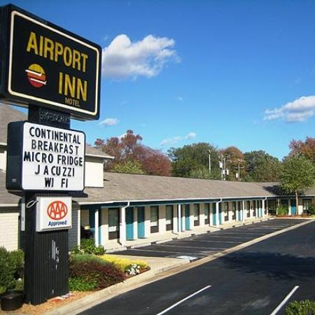 Airport Inn Motel Richmond