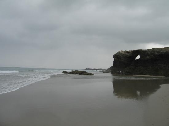 Playa de las Catedrales: Playa