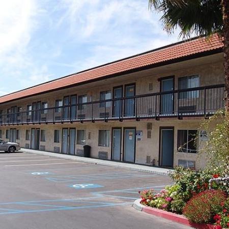 Motel Moonlight: Exterior (OpenTravel Alliance - Exterior view)