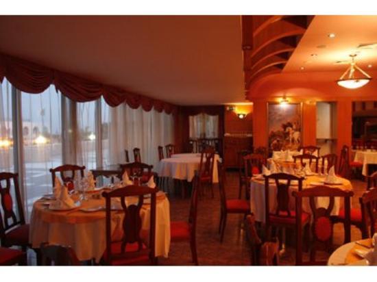 Safir Hotel Mazafran : Restaurant