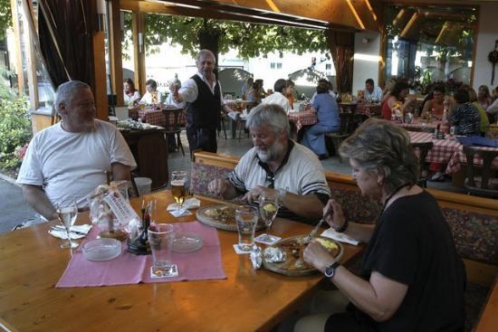 Meyer's Gasthaus: Laube
