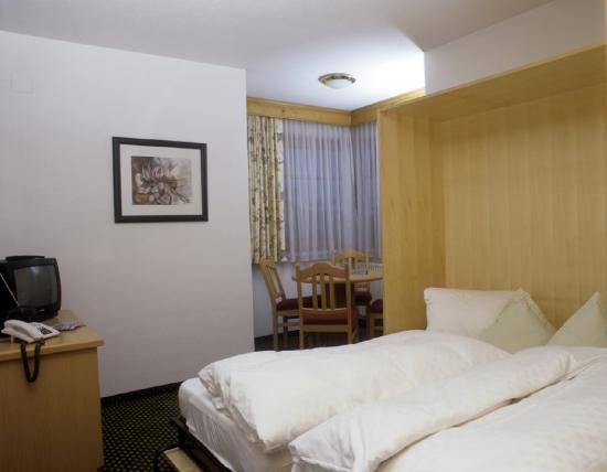 Hotel Garni Belmonte: Appart Klein