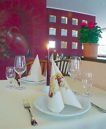 Hotel A2: Restaurant Rosenkrug