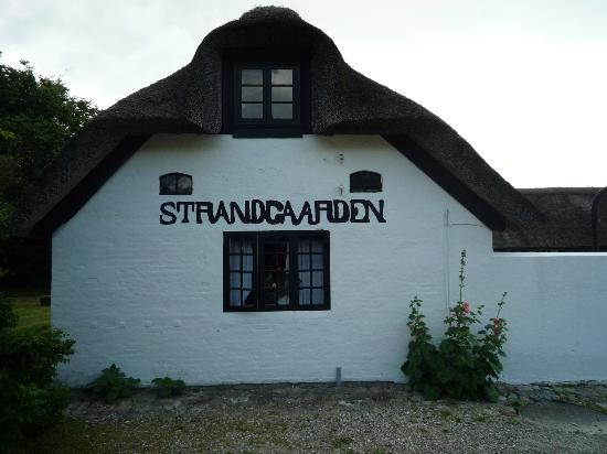 Laesoe Island, Dinamarca: Strandgården Badehotel