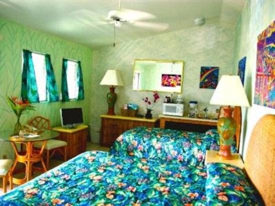 Garden Island Inn: Guest Room