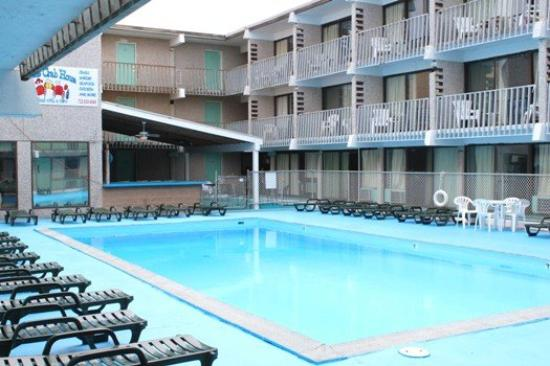 Mini Vacation Review Of Aztec Ocean Resort Seaside Heights Nj Tripadvisor