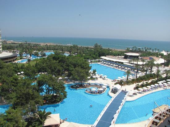 Limak Lara Deluxe Hotel And Resort Antalya Turquie