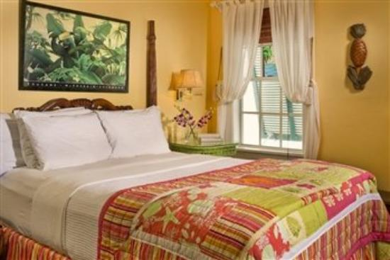 Tropical Inn : Bamboo Room Queen