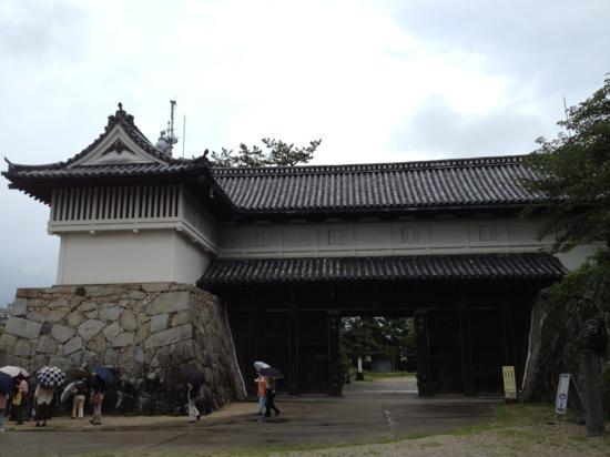 Saga, Japan: お城の門