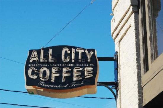 Georgetown Inn: All City Coffee
