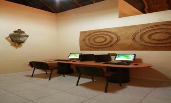Hotel Zar Nuevo Vallarta: Business Center