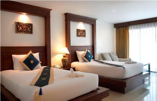 Baan Yuree Resort  and  Spa: Superior Room (TWN)