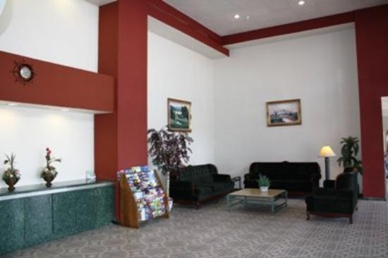 Budget Inn & Suites: Lobby Budget