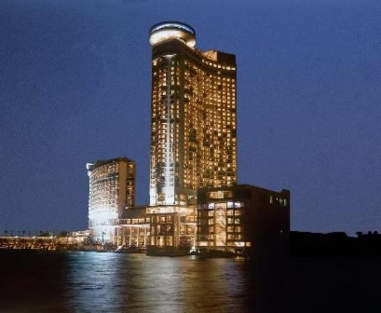 Grand Nile Tower: Exterior