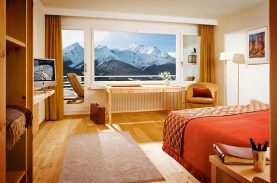 Hotel Paradies: Double Room