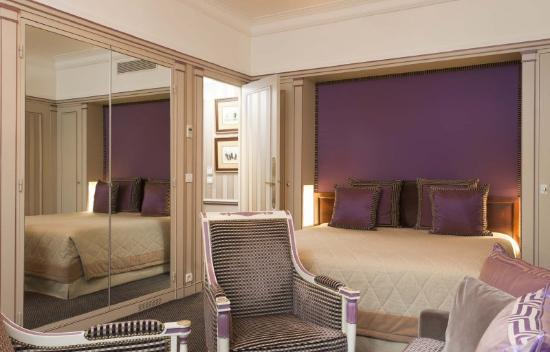 Hotel Napoleon Paris: Room