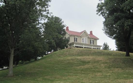Frederick Douglass House Visitor Center Washington Dc