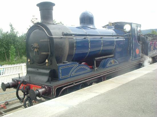 Strathspey Railway : Isnt she lovely