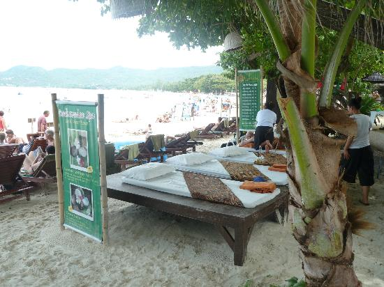 Baan Chaweng Beach Resort & Spa: Brilliant Massage Right on Baan Chaweng's Doorstep (On the Beach)