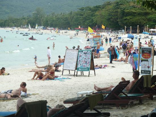 Baan Chaweng Beach Resort & Spa: Realaxing and yet so much to keep everyone in the family entertained