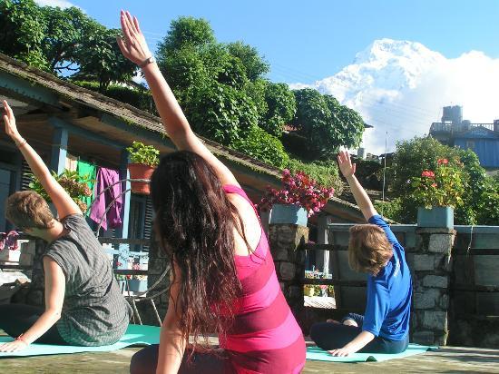 Nepal Yoga Trek  - Private Day Tour