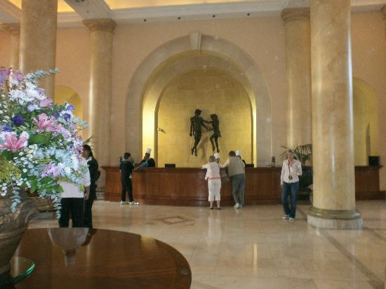 Lobby of Southern Sun The Cullinan