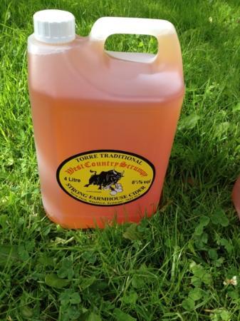 Torre Cider Farm: more cider