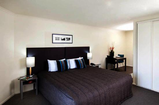 Quest Auckland Serviced Apartments: Studio Apartment