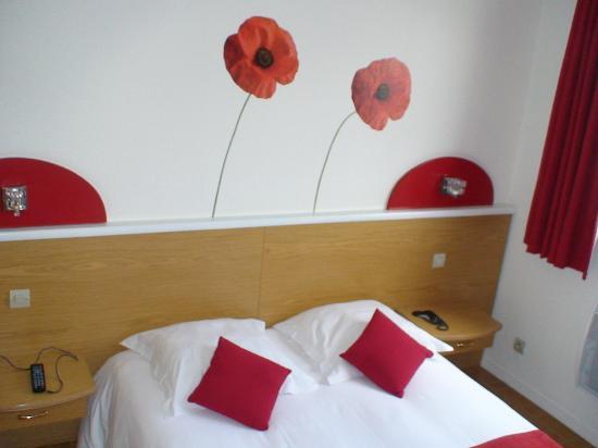 Hotel de la Baie de Somme : Notre chambre au 2ème étage