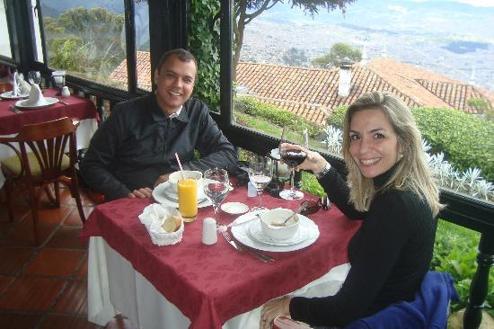 Cerro de Monserrate: Almoço no San Isidro
