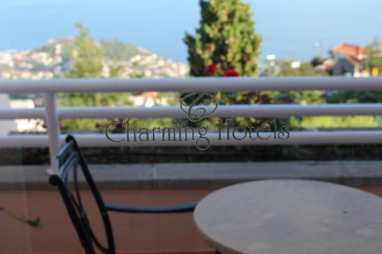 Quinta Do Estreito: Balkon mit Aussicht