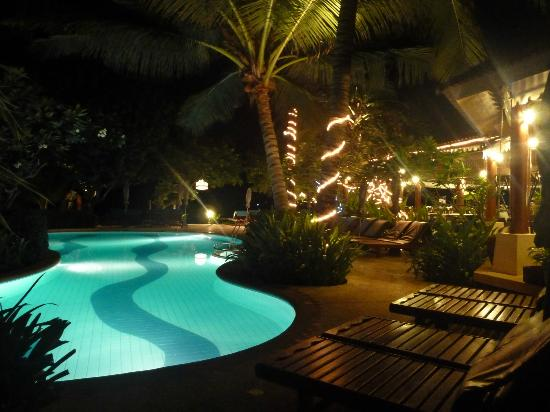 Baan Chaweng Beach Resort & Spa: There is a nightlife but nothing that impacts negatively on your relaxation