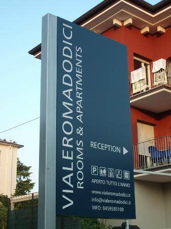 Vialeromadodici Rooms & Apartments: Neu gebaut 2008 - schick und modern
