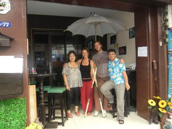 Aloha Guest House: Special friends