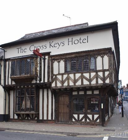 cross keys hotel saffron walden