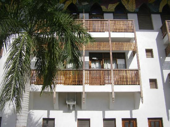 Hotel Slipway: Fassade