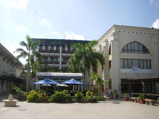 Hotel Slipway: Einkaufszentrum