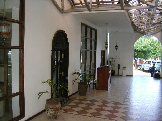 Hotel Slipway: Hoteleingang