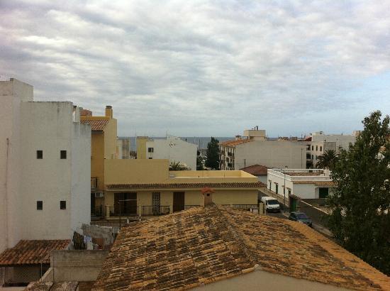 Bellavista Hotel: Vue du balcon