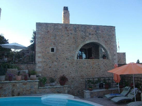 Samonas Traditional Villas : our house again!