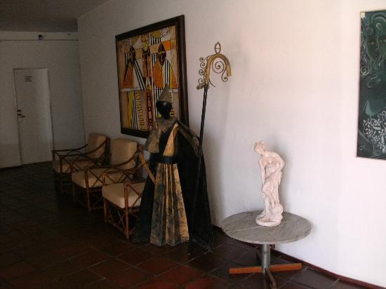Hotel Itapoa Praia: Hall do corredor
