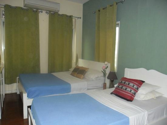 Aloha Guest House: Triple room